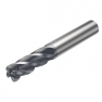 CoroMill® Plura solid carbide square shoulder end mill